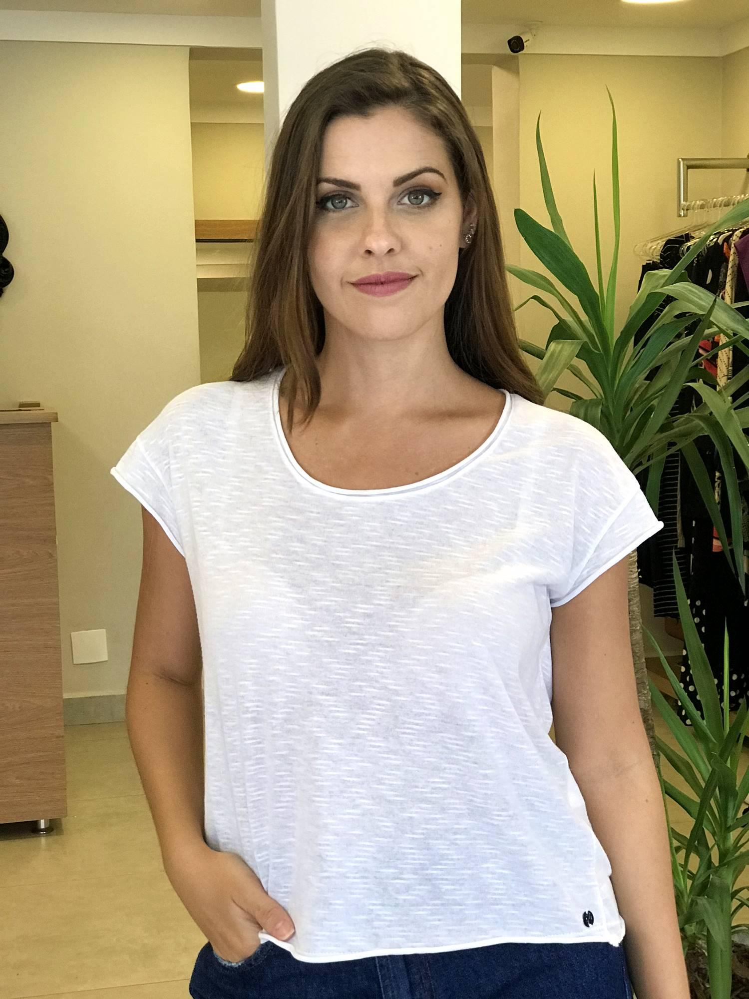 T-shirt Podrinha Básica