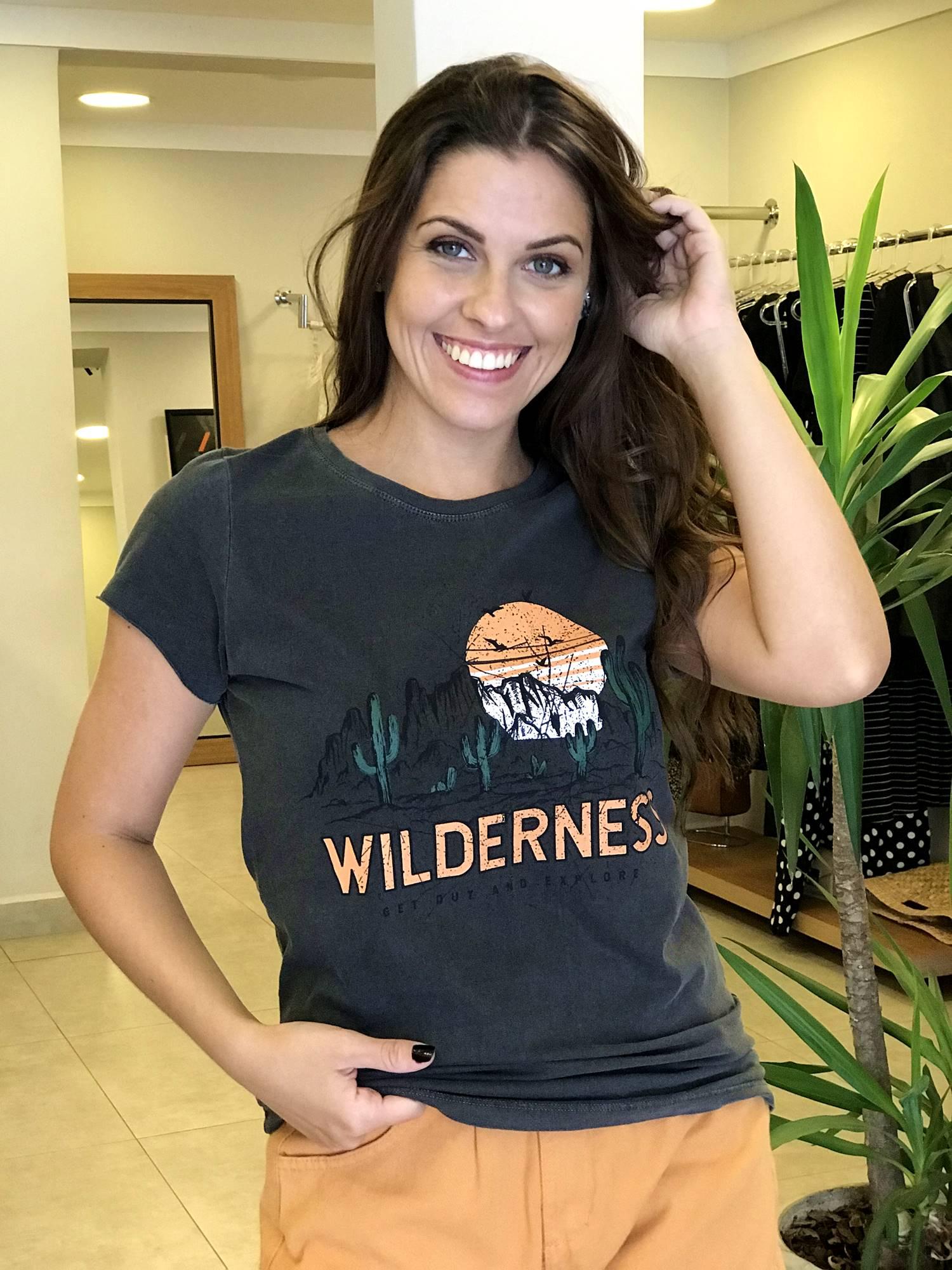 T-Shirt Wilderness