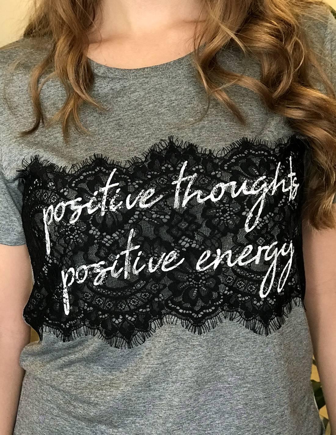 Tshirt Positive Energy