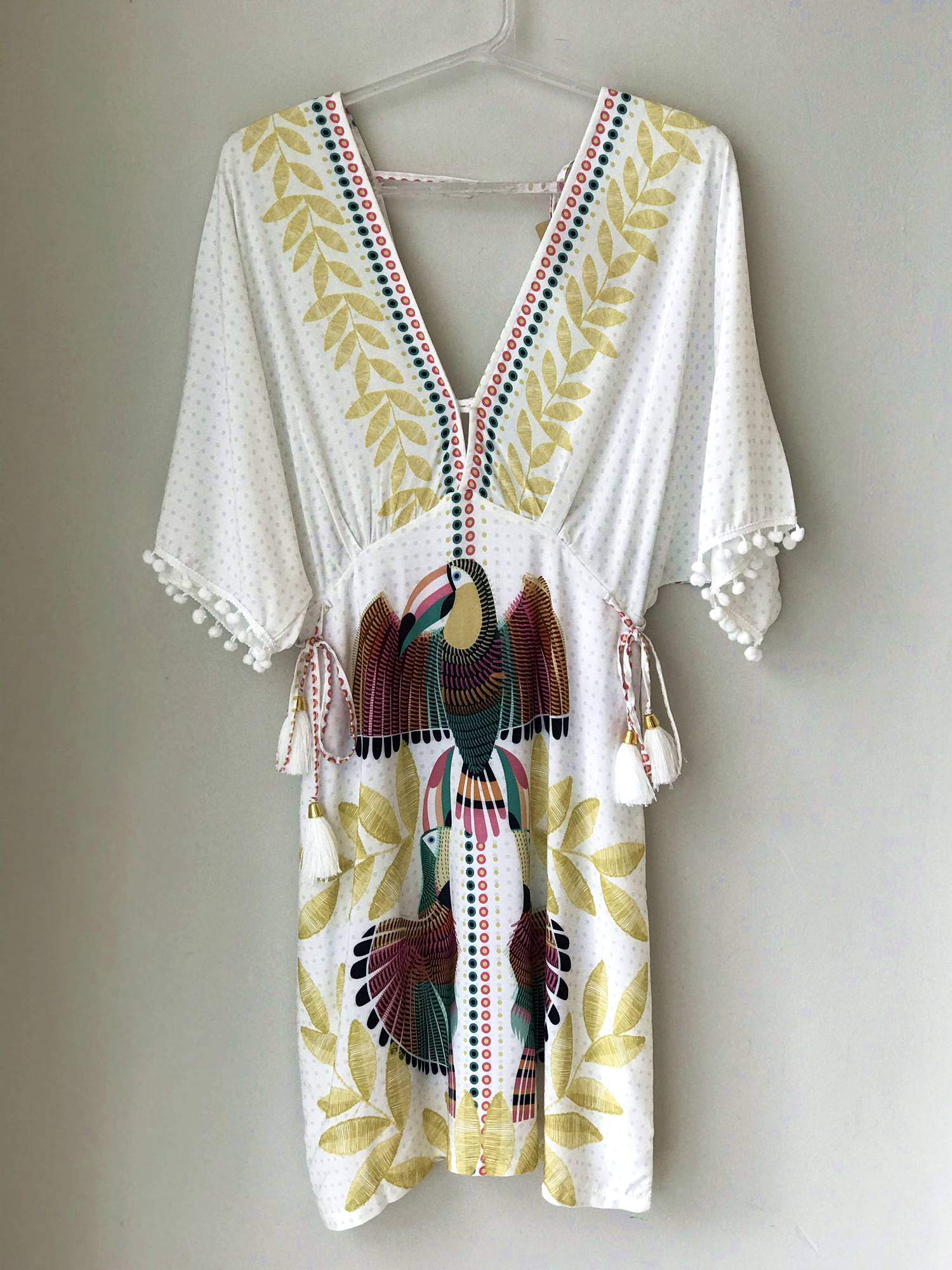 Vestido Tucano Manga