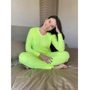 Pijama Canelado