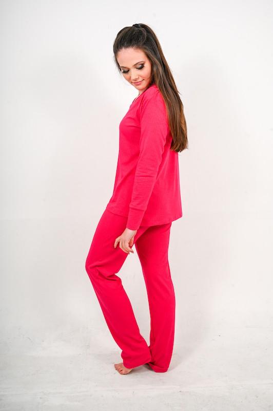 Pijama Canelado pink