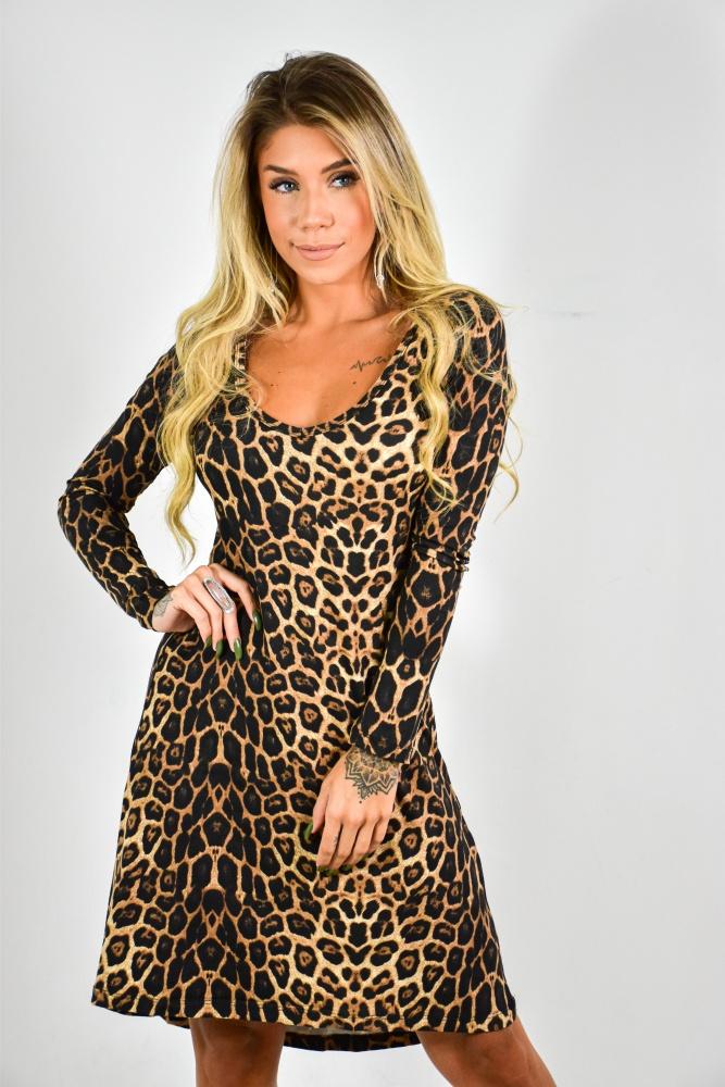 Vestido Tigresa