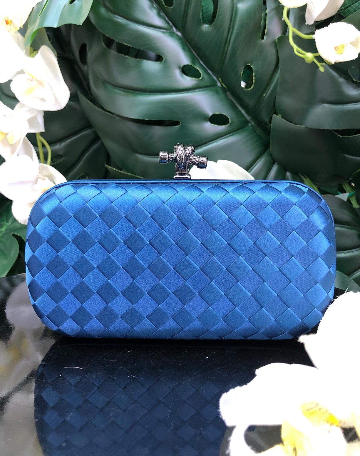 Bottega Azul Marinho