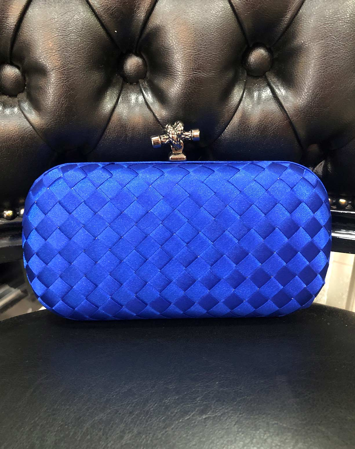 Bottega Cor Azul Royal