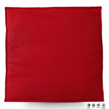 Almofada Futton Turco Veludo 42x42cm - Lacre