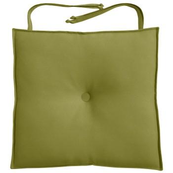 Almofada Para Cadeira 40x40cm Moond - Caqui