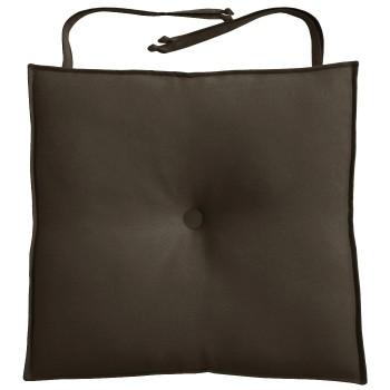 Almofada Para Cadeira 40x40cm Moond - Marrom