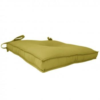 Almofada Para Cadeira 40x40cm Moond - Mostarda