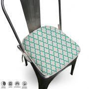 Almofada Para Cadeira Algodão Agriz 40x40cm
