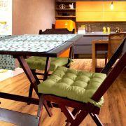 Almofada Para Cadeira Futton Ox 40x40cm