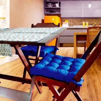 Almofada Para Cadeira Futton Ox 40x40cm - Royal