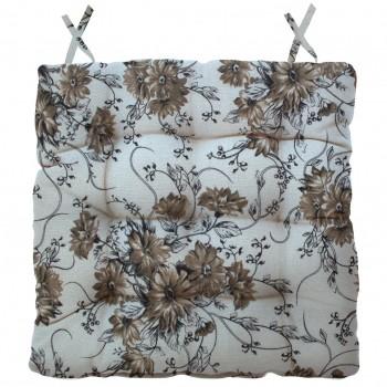 Almofada Para Cadeira Futton Ox Tropical 40x40cm - Dália