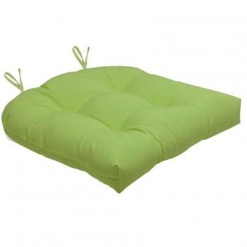 Almofada Para Cadeira Futton Solid 40x40cm  - Verde claro