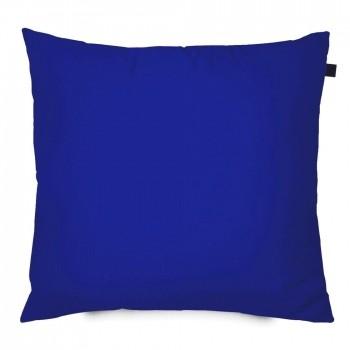 Capa de Almofada Color Lisa 40x40cm - Azul Royal
