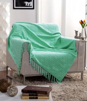 Manta Para Sofá Italiana Jade
