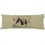 Capa Para Travesseiro De Corpo Body Pillow 40x130cm Pássaros