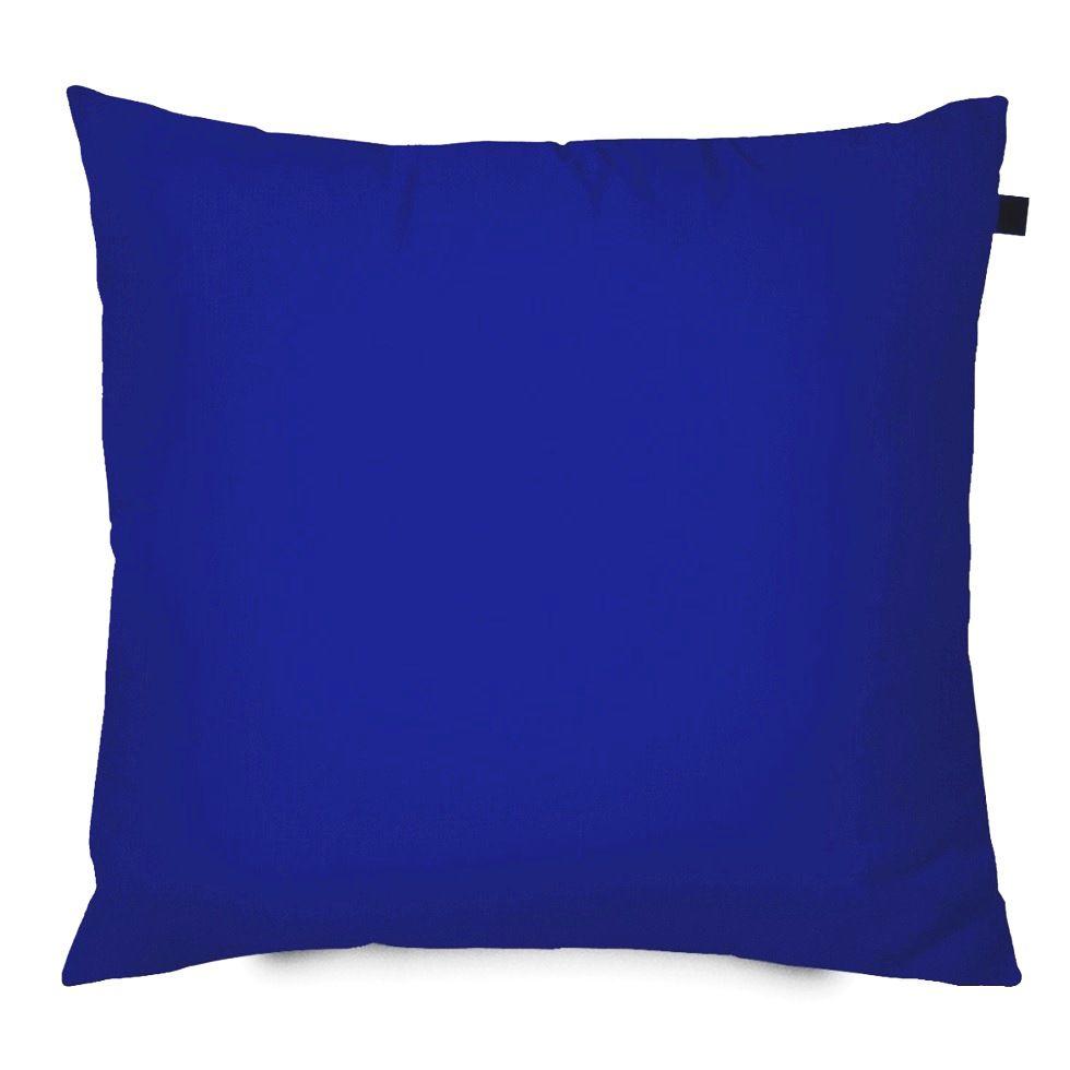 Almofada Color Lisa 40x40cm - Azul Royal