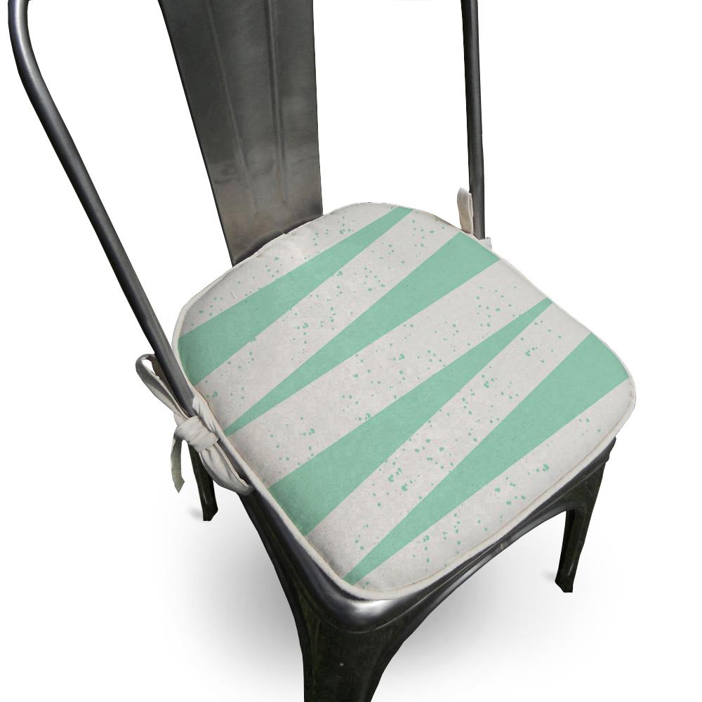 Almofada Para Cadeira Ardon 40x40cm Tifany