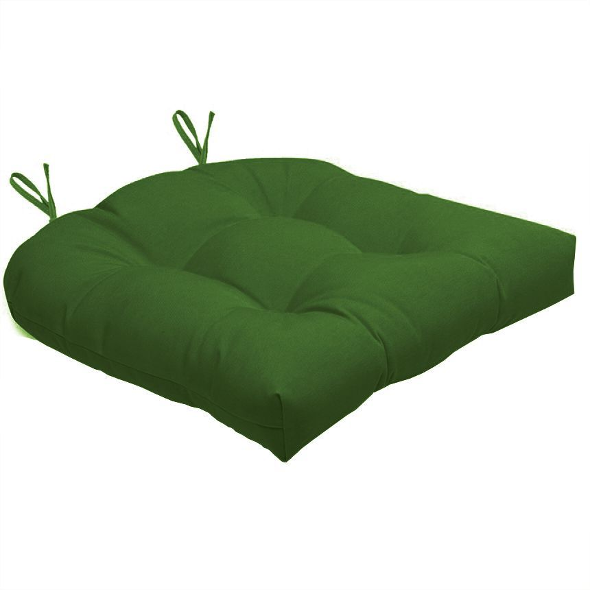 Almofada Para Cadeira Futton Solid 40x40cm  - Verde
