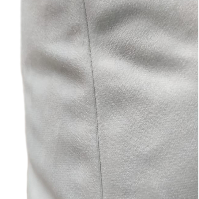 Capa de Almofada Suede Estampado Preto Tifany 40x40cm Vega