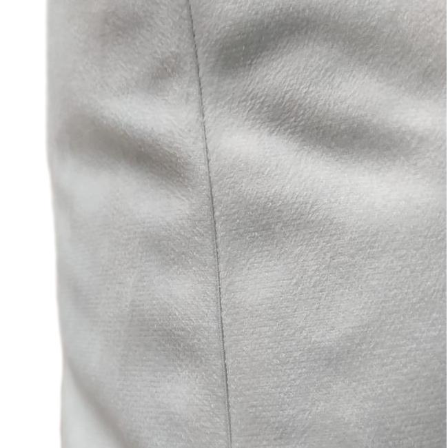 Capa Para Travesseiro De Corpo Body Pillow Veludo 40x130cm Gratidão Rosa