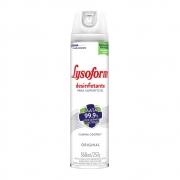 Desinfetante Lysoform p/ Superfícies Aerosol Original 360ml