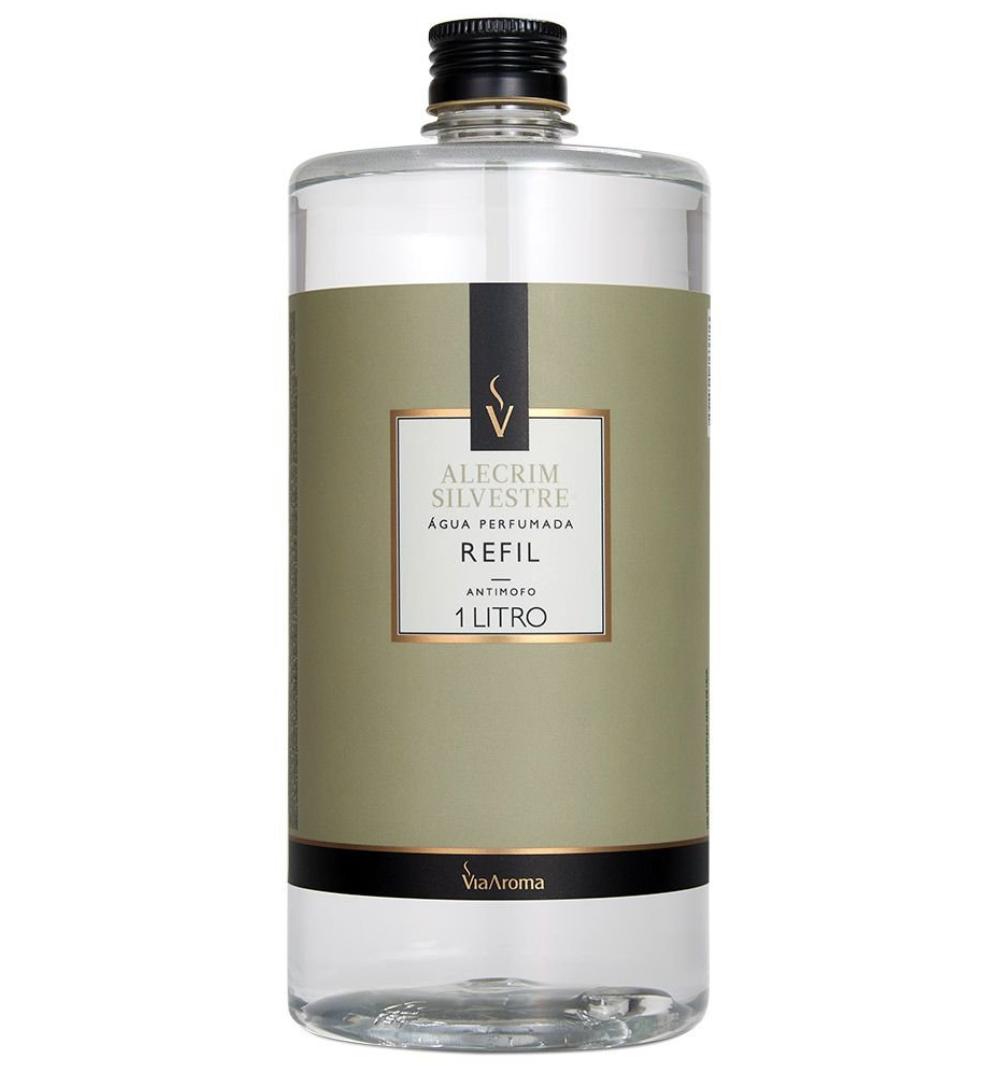 Água Perfumada Alecrim Silvestre 1 Litro