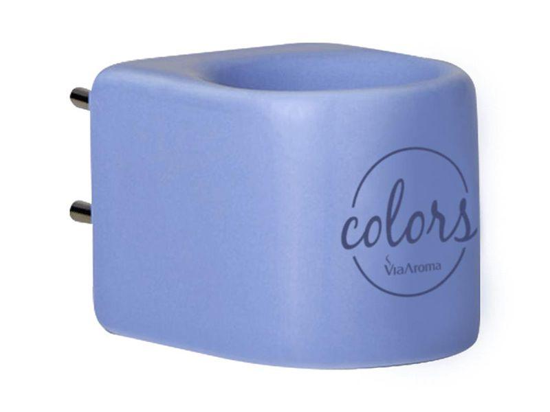 Aromatizador Elétrico Porcelana Azul Bivolt