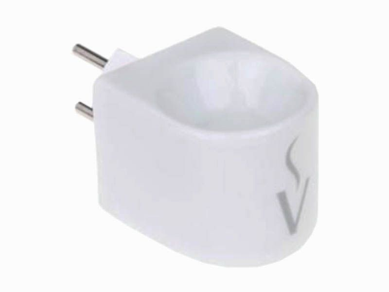 Aromatizador Elétrico Porcelana Branco Bivolt