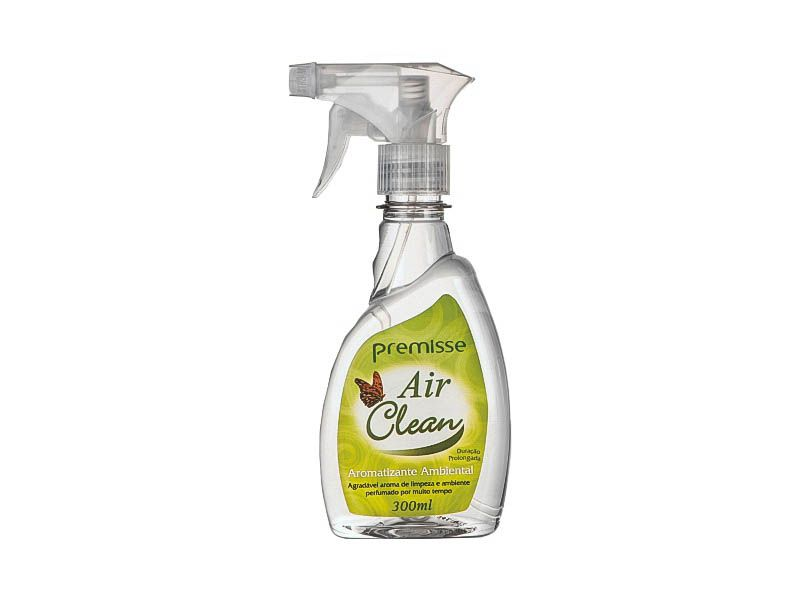 Aromatizante com gatilho Air Clean 300ml