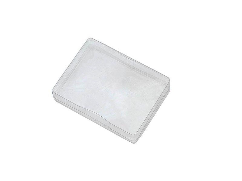 Caixa PVC retangular n.º 1 48x80x35mm
