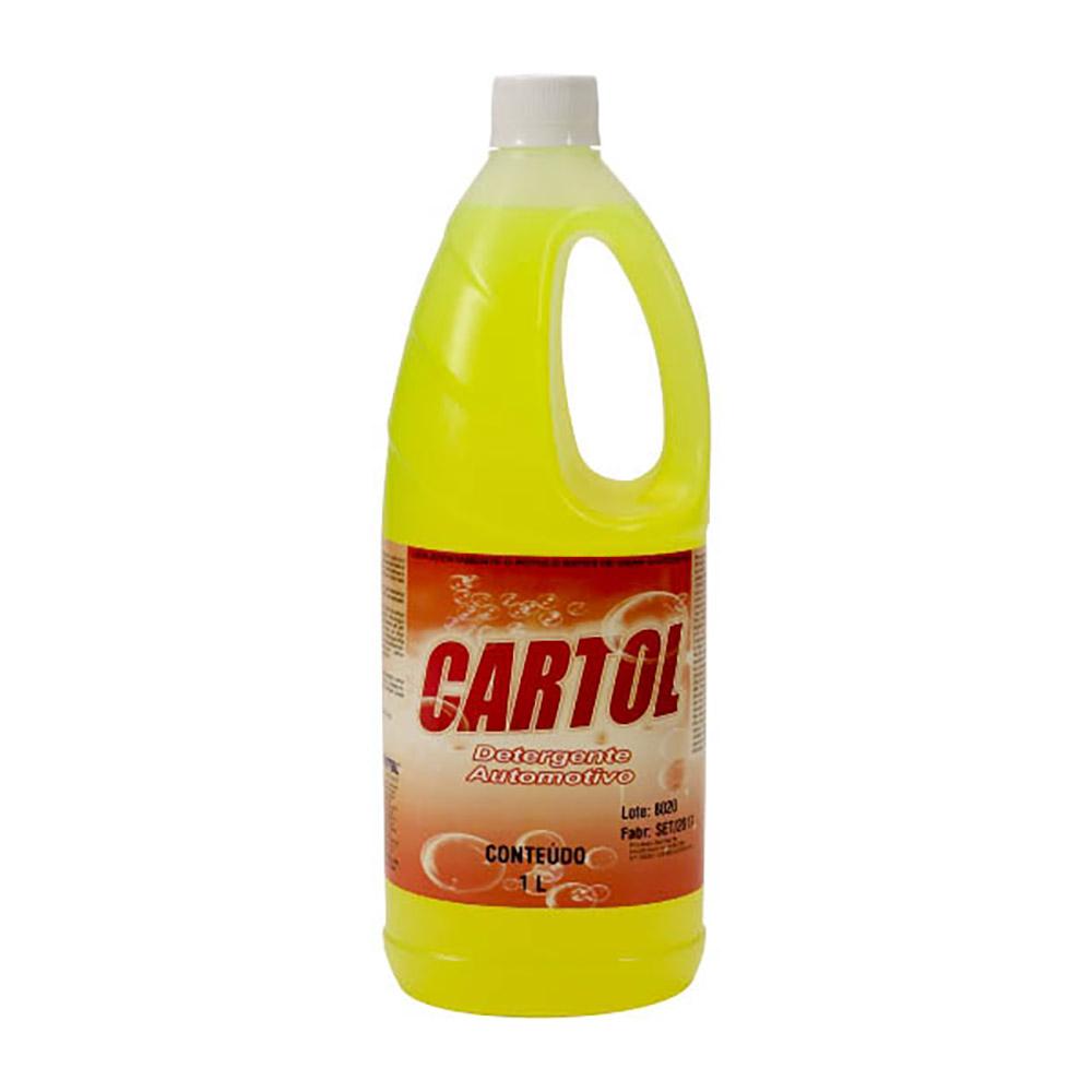 Detergente Automotivo Cartol 1 Litro