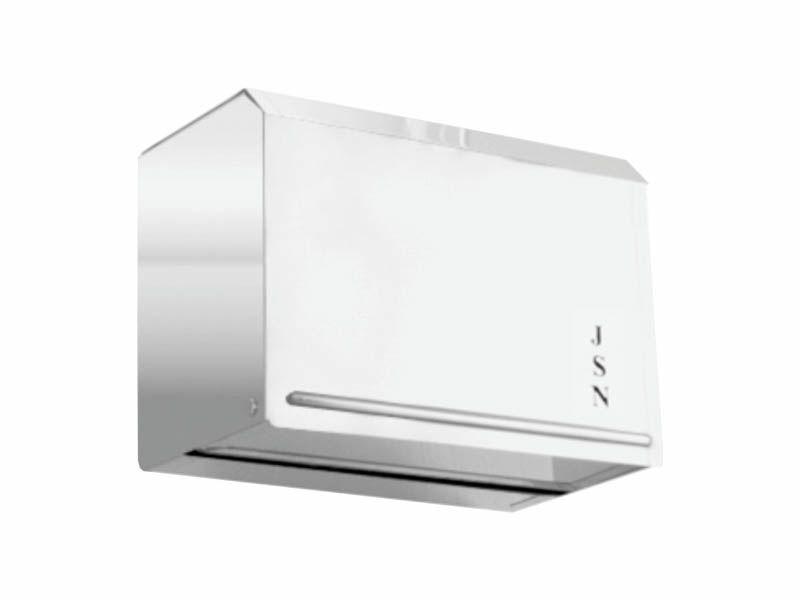 Dispenser papel toalha esmaltado branco - JSN