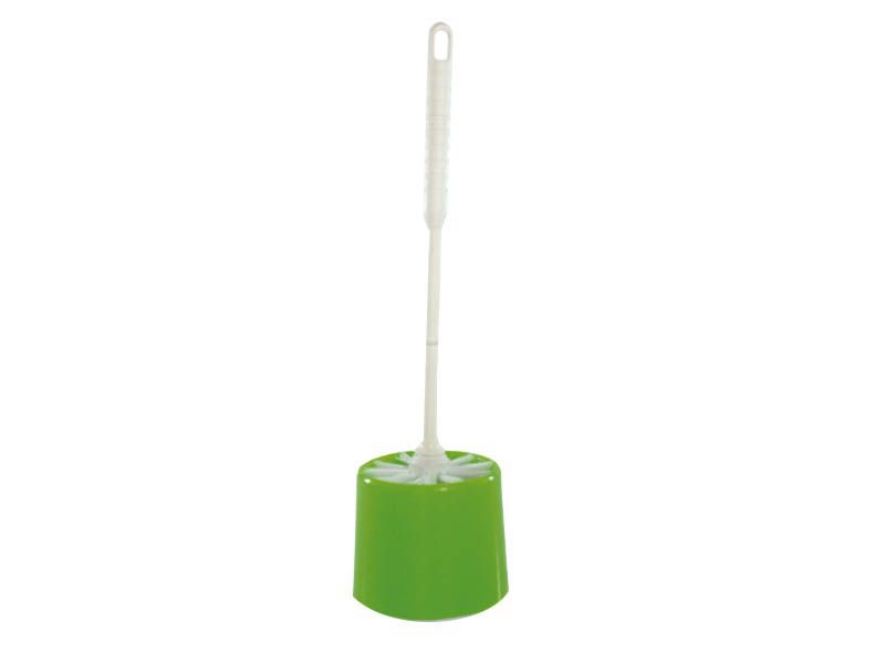 Escova sanitária com suporte - Plasnew