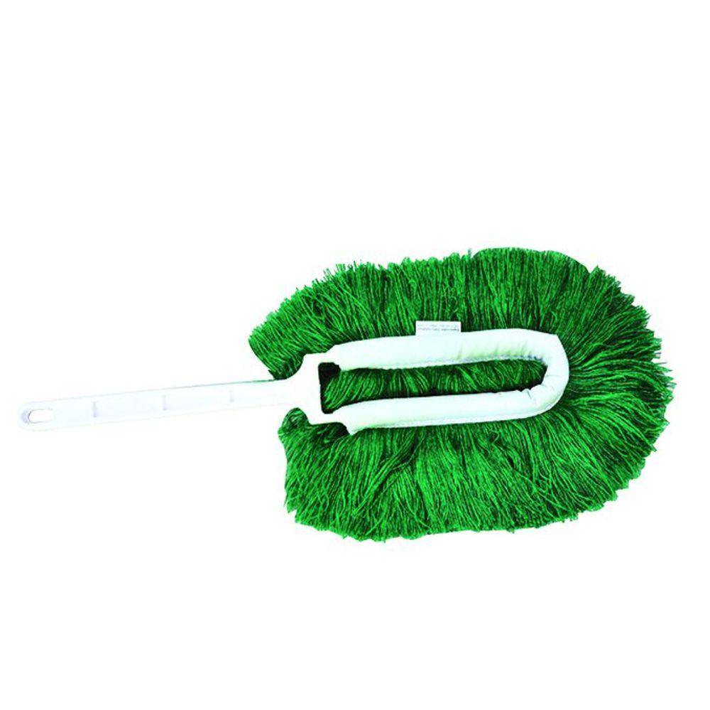 Espanador eletrostático verde