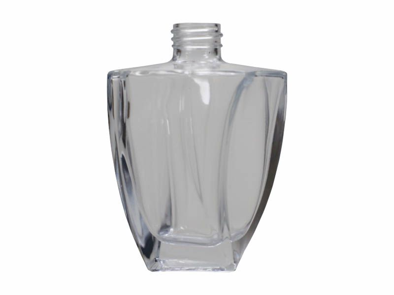 Frasco vidro elegance sem tampa R28/410/200ml