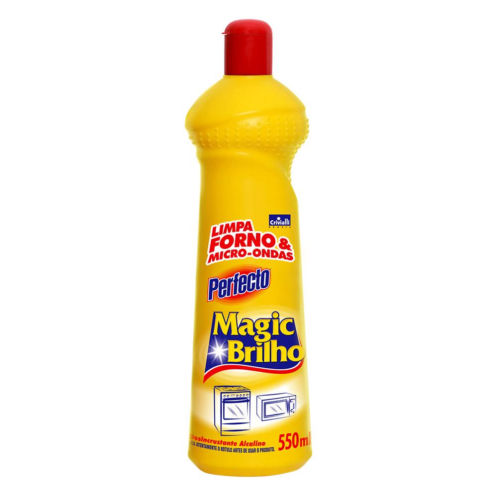 Limpa Forno e Microondas Perfecto 550ml