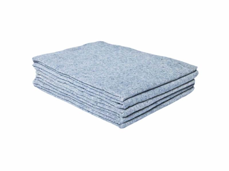 Pano saco azul jeans class 90x65cm