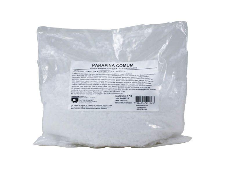 Parafina Comum em Escama 1kg