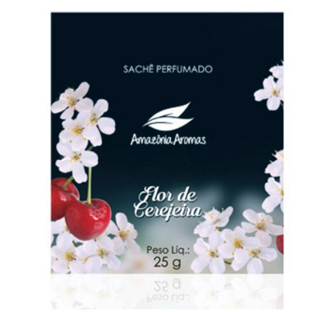 Sachê perfumado flor de cerejeira 25g