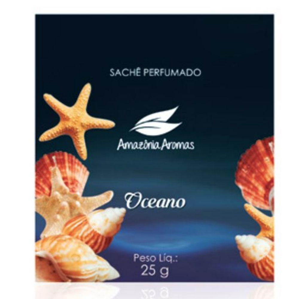Sachê perfumado oceano 25g