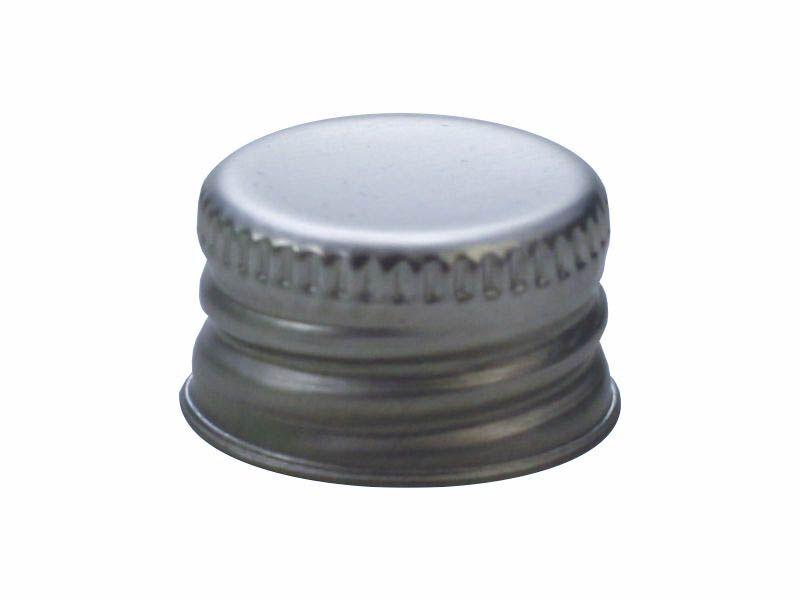 Tampa de alumínio prata R18