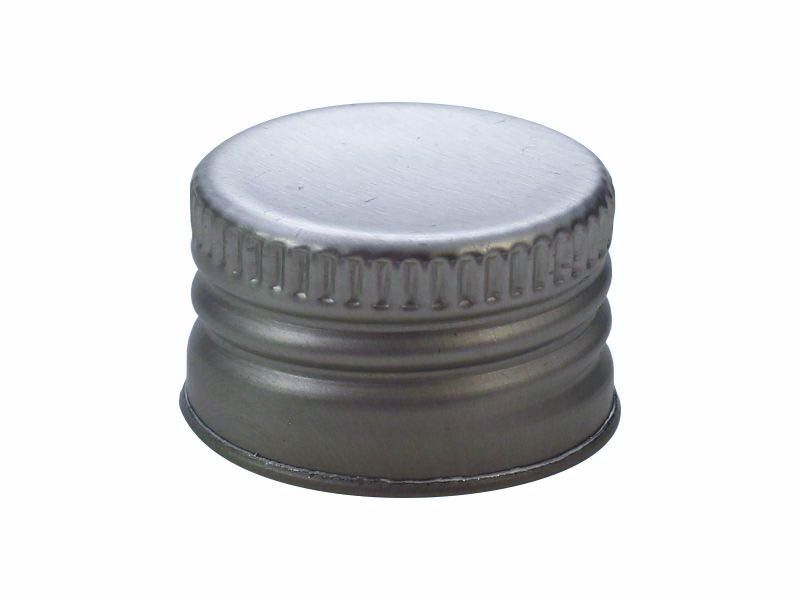 Tampa de alumínio prata R20