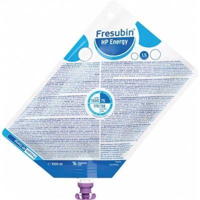 FRESUBIN HP ENERGY EASYBAG 1000ML