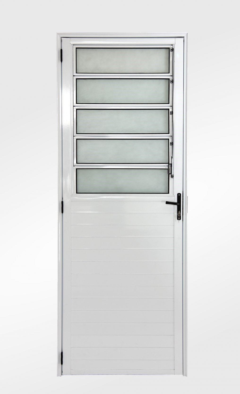 Porta Lambril Basculante BRANCA Linha Premium