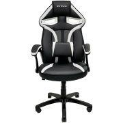 Cadeira Gamer MX1 Giratória 9042 Preto e Branco
