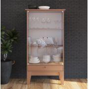 Cristaleira com 2 Portas de Vidro 16014 Ceramic