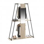 Guarda-Roupa Estante com Espelho Tog 1003 Aveiro