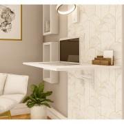 Mesa Dobrável de Parede 9500 Branco